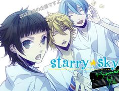 Starry Sky in Summer