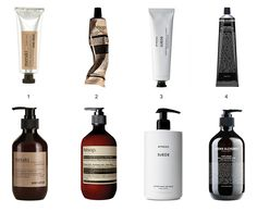 Best of Hand Creams in Tube : Aesop Byredo Meraki Grown Alchemist