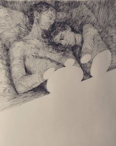 """Miles Johnston on is part of drawings Disney Love The Beast - Erased by the light Was feeling sentimental, interpret how you like"""" Kunst Inspo, Art Inspo, Art And Illustration, Art Sketches, Art Drawings, Sketch Painting, Sketchbook Inspiration, Traditional Art, Art Reference"""