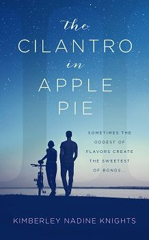 Book Review 'The Cilantro in Apple Pie' by Kimberley Nadine Knights - Reviewed by Selina @kim