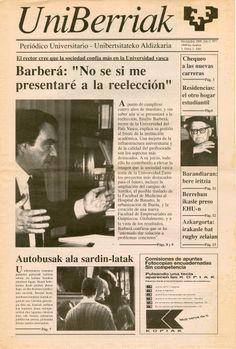 Noviembre de 1989 .Ejemplar gratuito.