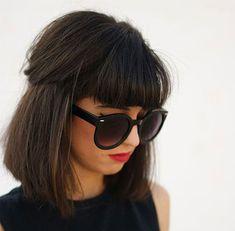 15+ Penteados para o cabelo curto com franja  #cabelo #curto #franja #para #penteados