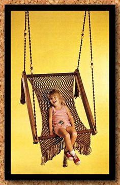 Macrame Chair