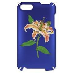 Oriental Lily Itouch2 Case by Patricia Shea Designs