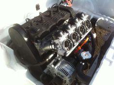 My car :) - Dans MK1 Golf - 2.0 16v ZX9R Bike Carbs