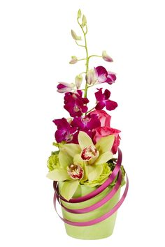 91 best valentines day floral images on pinterest vase bamboo see the recipe for this bouquet design from oasis floral products the global leader in professional innovative floral foam and supplies mightylinksfo