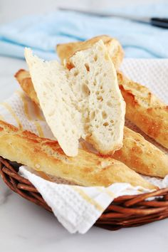 Quick Recipes, Cooking Recipes, Bread, Ethnic Recipes, Desserts, Food, Couture, Baguette Recipe, Bread And Pastries