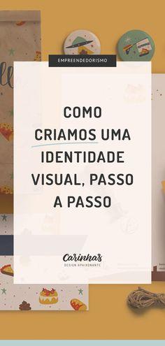 Como nasce uma identidade visual? Nossa metodologia etapa por etapa