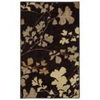Verona Chocolate 2 ft. x 3 ft. 4 in.  Accent Rug