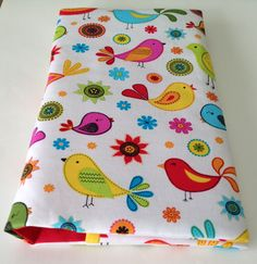 Tutorial guarda pañales. Más tutoriales en analealpatchwork.com