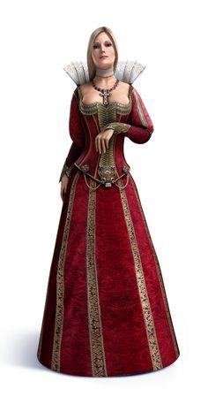 Queen Lucia Atius