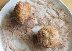 Vaaleanpunainen Nonparelli: Munkkimuffinssit Sugar