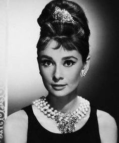 Audrey Hepburn - Classy, beautiful, humanitarian... perfect!