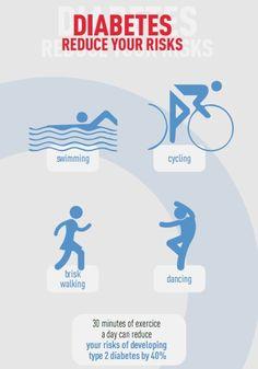 Según la Federación Internacional de Diabetes el ejercicio es una gran prevención para esta patología, vamos a hacerles caso?!