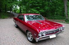 1967 Chevy Chevelle - Wilson Auto Repair restores classic Chevys. Call 972-271-3579.
