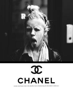 . . chanel . .