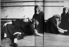 Comme des Garçons campaign, 1975