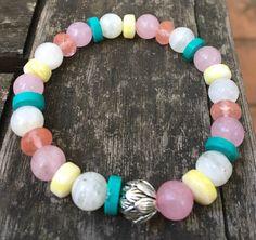 A personal favourite from my Etsy shop https://www.etsy.com/au/listing/528376931/fertility-ivf-bracelet-rose-quartz-jade