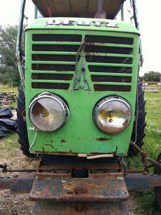 Avant de tracteur Deutz (Touraine)
