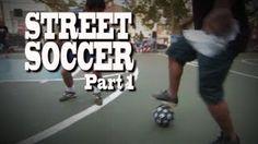 Street Soccer Legends in New York City | Street Soccer Part 1 of 4, via YouTube.