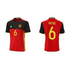 Maillot Diable Rouge Euro 2016