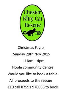 Crafty Miller will be at this fayre and it's my first one! Please support this brilliant cause and visit on the day. Don't worry I'll remind you ;)