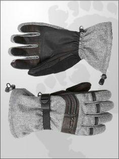 O'Neill Powder Snow Ski Gloves in Marine Melee | Ski Sale at Two Bare Feet | twobarefeet.co.uk