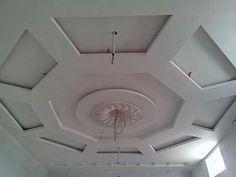 Simple Ceiling Design, Pop False Ceiling Design, House Ceiling Design, Ceiling Design Living Room, Living Room Designs, Ceiling Tv, Gypsum Ceiling, Plaster Ceiling Design, Gypsum Decoration
