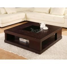 Style of coffee table