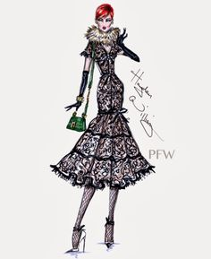 Fashion Week Style by Hayden Williams: PFW