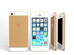 iphone 5 c4d