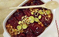 Пълнени сушени чушки с боб | Bob the Chef  Страхотна изпробвана рецепта за Бъдни вечер