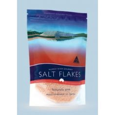 """Murray River Gourmet Pink Salt Flakes are produced from ancient saline waters sourced from underground aquifers found in Australia's Murray Darling basin region. Murray River Salt, Masterchef Australia, Salt Flakes, Water Sources, Pure Products, Sea Salt, Basin, Minerals, Gourmet"