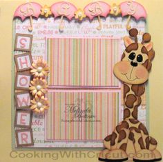 Used Nana's Nursery Baby Girl Stack. Direct Link: http://www.mypapercrafting.com/p/die-cuts-with-view-projects.html