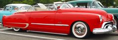1948 Oldsmobile StrayCat by George Barris.....yup