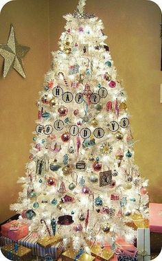 Christmas and New Year Tree Idea for this year
