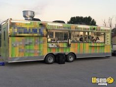 New Listing: https://www.usedvending.com/i/2017-8.5-x-30-Mobile-Kitchen-Food-Concession-Trailer-for-Sale-in-Florida-/FL-P-563Y 2017 - 8.5' x 30' Mobile Kitchen Food Concession Trailer for Sale in Florida!!!