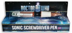 Dr. Who Sonic Screwdriver Pen
