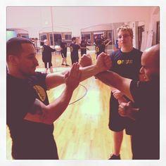 Wing Chun Class... Photo by wingchunonline.com