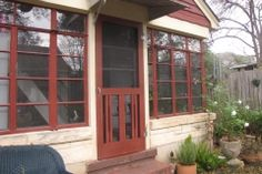 Red River Restorations specializes in the creation, replacement, and restoration of screen doors Custom Screen Doors, Wooden Screen Door, Grill Design, Red River, Entry Doors, Facade, Restoration, Shed, Outdoor Structures