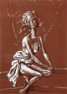 john currin  www.artexperiencenyc.com
