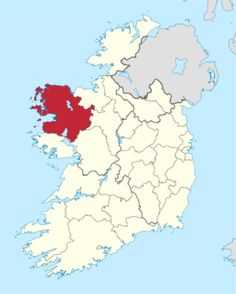 County Mayo.  My father's maternal line.
