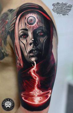 Unique tattoos, new tattoos, body art tattoos, tattoos for Neue Tattoos, 3d Tattoos, Great Tattoos, Beautiful Tattoos, Body Art Tattoos, Girl Tattoos, Sleeve Tattoos, Tattoos For Guys, Arm Tattoo
