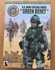 1:6 Hot toys Green Beret U.S Army Special Force Devgru