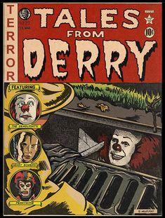 Horror Cartoon, Horror Comics, Halloween Horror, Halloween Art, Vintage Comics, Vintage Posters, Arte Zombie, Horror Tale, Classic Horror Movies