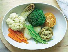 'Panaché' de verduras #cuisine #recipes