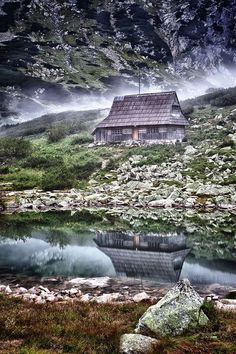 Dolina Pięciu Stawów - Valley of Five Lakes, Tatra Mountains, Poland