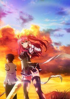 First Rakudai Kishi no Cavalry Anime Staff Announced