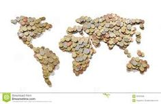 Image result for coin world map