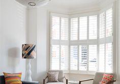Window shutters | Full height | Cafe style | Tier on tier - California Shutters